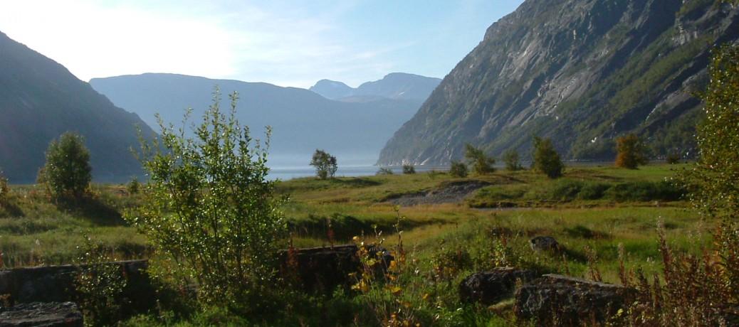Fjällvandring i Jämtland