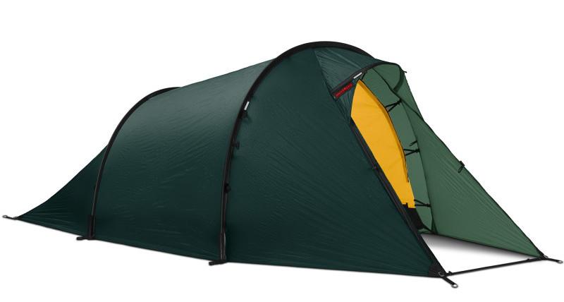 Nallo 2 tält från Hilleberg har +3000 mmVp