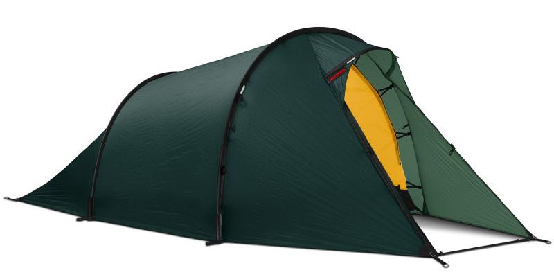 Hilleberg ultralätt tält för 4 personer